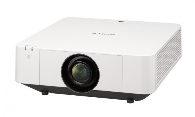 Sony VPL-FWZ60 5000ANSI lumens 3LCD WXGA (1280x800) White data projector
