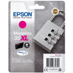 Epson C13T35934020 (35XL) Ink cartridge magenta, 1.9K pages, 20ml