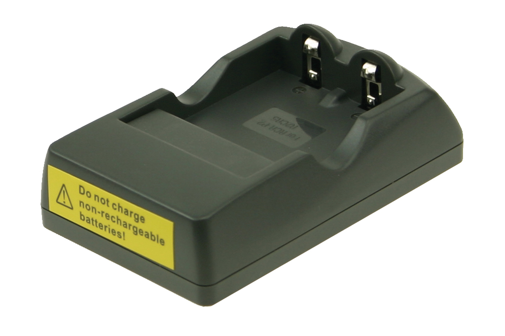 2-Power DBC0151A battery charger Black Indoor battery charger