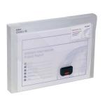 Snopake 12861 Polypropylene (PP) Transparent folder
