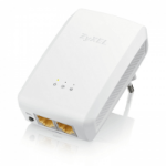 ZyXEL PLA5206 Twin Pack 1000Mbit/s Ethernet LAN White PowerLine network adapter
