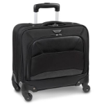 "Targus Mobile VIP 15.6"" Roller 15.6"" Trolley case Black"