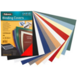 Fellowes 5371301 A4 Blue 100pc(s) binding cover