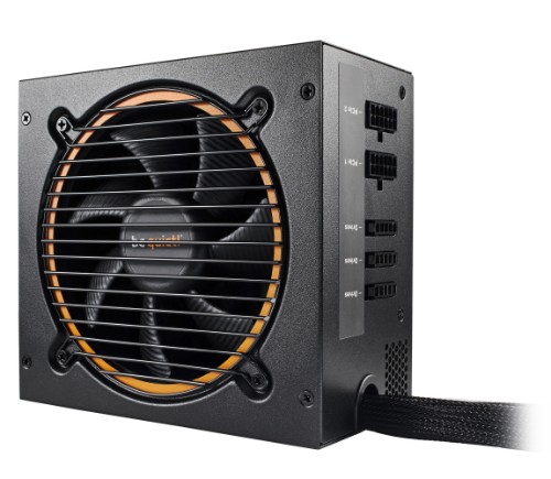 be quiet! Pure Power 11 700W CM power supply unit 20+4 pin ATX ATX Black