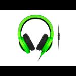 Razer Kraken Pro 3.5 mm Binaural Head-band Black,Green headset