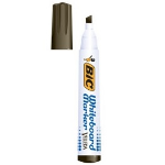 BIC Velleda Whiteboard 1751 marker 12 pc(s) Bullet tip Black
