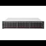 Hewlett Packard Enterprise MSA 2042 SAS Dual Controller SFF Storage 800GB SAS Rack (2U) disk array