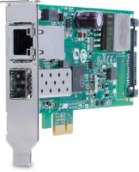 Allied Telesis AT-2911GP/SFP-001 Internal Ethernet/Fiber 1000Mbit/s networking card