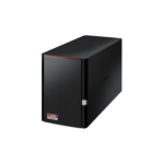 Buffalo LinkStation 520 NAS Ethernet LAN Black