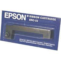 Epson C43S015358 (ERC-22-B) Nylon black, 6000K characters
