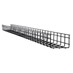 Tripp Lite Wire Mesh Cable Tray - 150 x 100 x 3000 mm