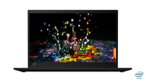 """Lenovo ThinkPad X1 Carbon Black Notebook 35.6 cm (14"""") 2560 x 1440 pixels 8th gen Intel® Core™ i7 16 GB LPDDR3-SDRAM 1000 GB SSD 4G Windows 10 Pro"""