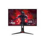 "AOC Gaming Q27G2U/BK computer monitor 68.6 cm (27"") 2560 x 1440 pixels Quad HD LED Black"