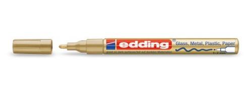 Edding 751 Gold 10 pc(s)