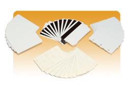 Zebra PVC Card, 30 mil business card 500 pc(s)