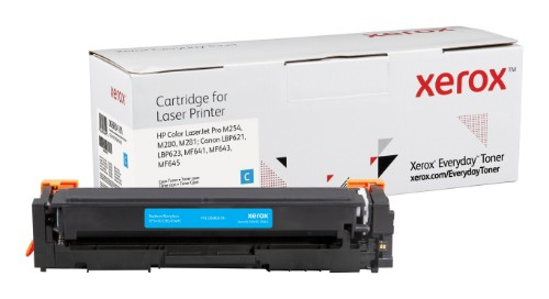 Xerox 006R04181 compatible Toner cyan, 2.5K pages (replaces Canon 054H HP 203X)