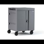 Bretford CUBE Cart Portable device management cart Platinum