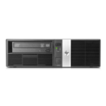 HP rp RP5 Retail System Model 5810