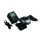 2-Power DBC5001E Indoor battery charger Black battery charger