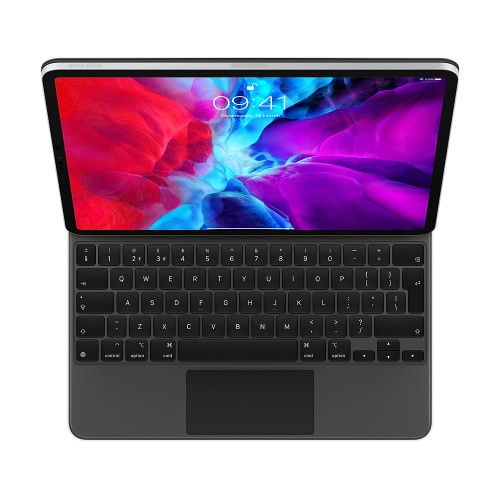Apple MXQU2B/A mobile device keyboard QWERTY UK English Black