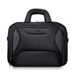"""Port Designs MANHATTAN 15.6"""" Briefcase Black"""