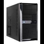 CiT Templar Micro-Tower 500W Black