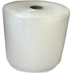 SEALED AIR AIRLITE CL BUBBLE WRAP 40CM PERFORATED ROLL 350MM X 50M CLEAR