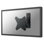 "Newstar FPMA-W812 30"" Black flat panel wall mount"