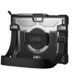 "Urban Armor Gear Plasma 25,4 cm (10"") Hoes Zwart, Grijs"