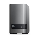 Western Digital My Book Duo 3.0 (3.1 Gen 1) 8000GB Silver