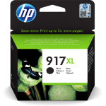 HP 3YL85AE (917XL) Ink cartridge black, 1.5K pages, 39ml