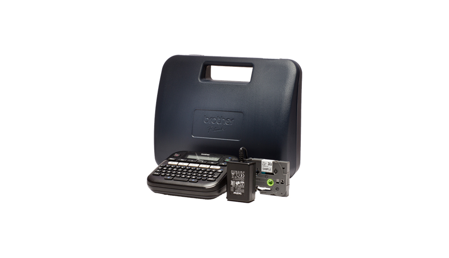 Brother PT-D210VP label printer Thermal transfer 180 x 180 DPI QWERTY