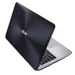 """ASUS X555LA-XX3016T 2GHz i3-5005U 15.6"""" 1366 x 768pixels Black,Silver notebook"""