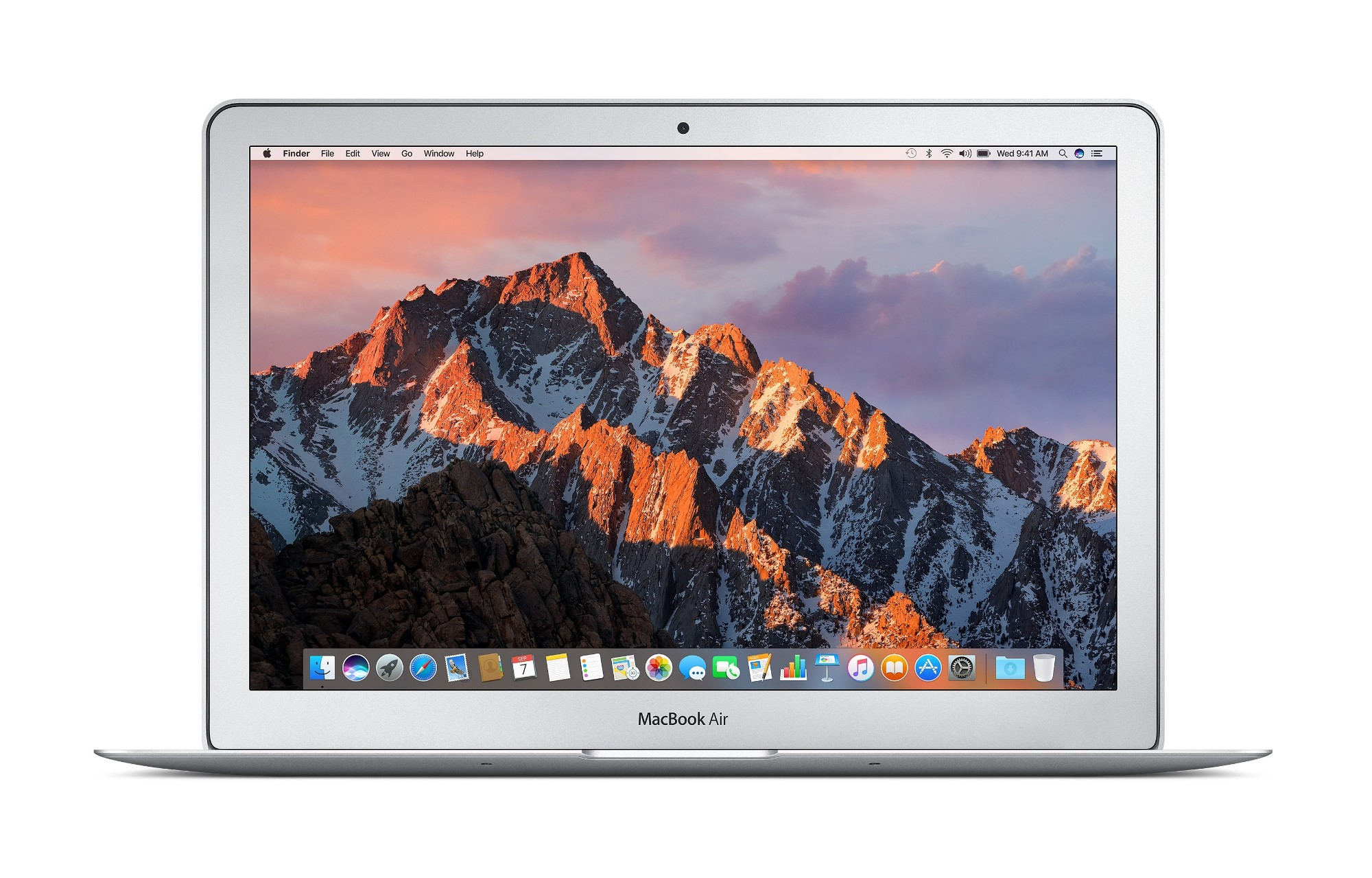 Apple MacBook Air Silver Notebook 33.8 cm (13.3