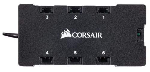 Corsair CO-8950020 hardware cooling accessory Black