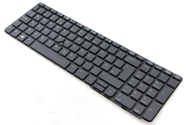 HP 841136-081 notebook spare part Keyboard