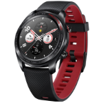 "Honor Watch Magic 3.05 cm (1.2"") 42 mm AMOLED Black, Red GPS (satellite)"