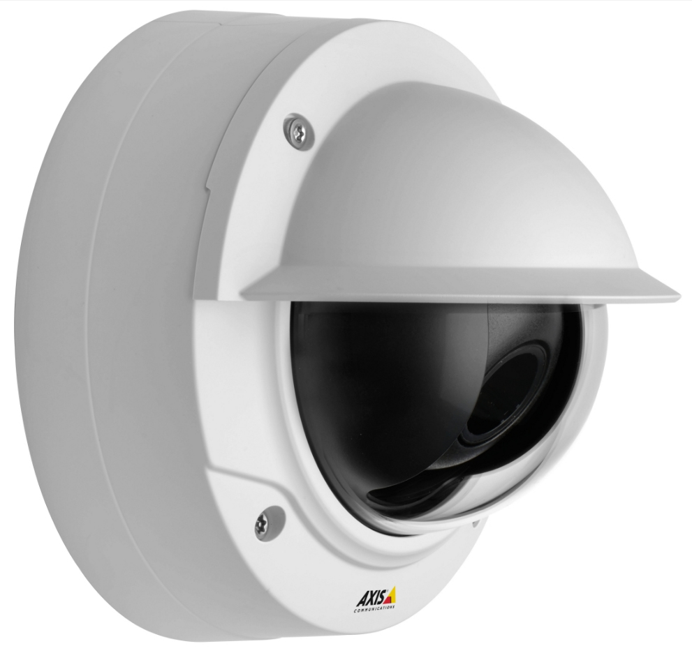 Axis P3225-VE Mk II IP Outdoor Dome White