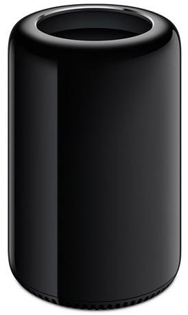 Apple Mac Pro Familia del procesador Intel® Xeon® E5 E5-1650V2 16 GB DDR3-SDRAM 256 GB Flash Negro PC