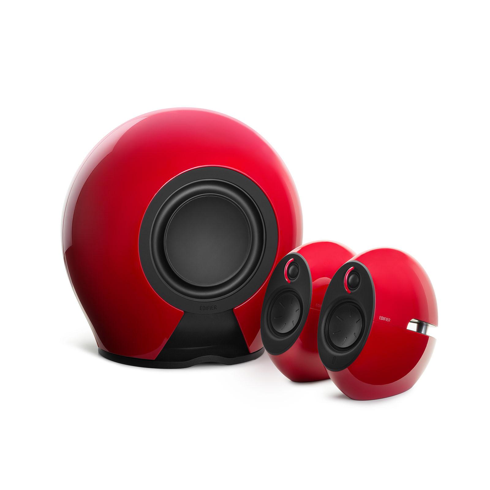 Luna E235 Speaker Wireless Bluetooth Red