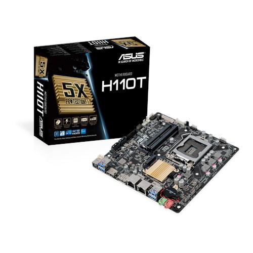 ASUS H110T motherboard LGA 1151 (Socket H4) Mini ITX Intel® H110