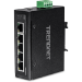 Trendnet TI-E50 switch Fast Ethernet (10/100) Negro