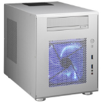 Lian Li PC-Q08 Mini-Tower Silver computer case