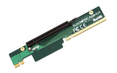 Supermicro RSC-R1UU-E16 interface cards/adapter