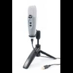 CAD Audio U37 Studio microphone Wired Black,Grey