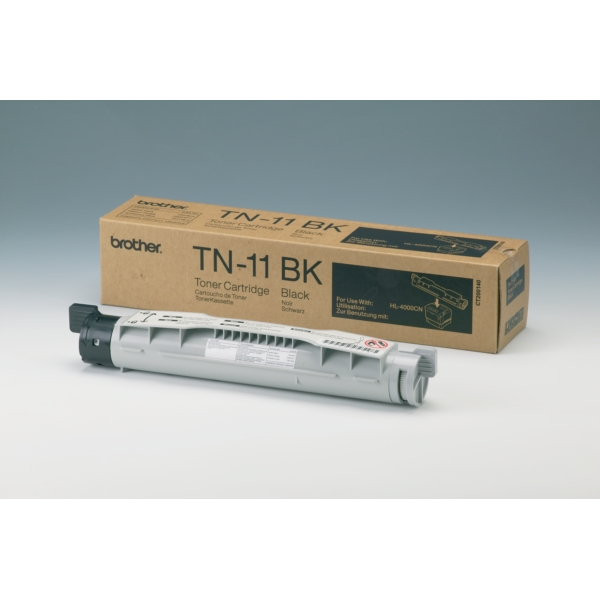 Toner Cartridge - Tn11bk - 8500 Pages - Black