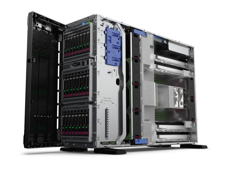Hewlett Packard Enterprise ProLiant ML350 Gen10 server 2 1 GHz Intel
