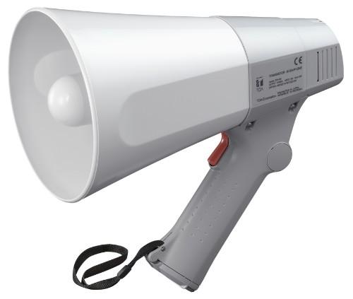 TOA ER-520 megaphone Outdoor 10 W Grey