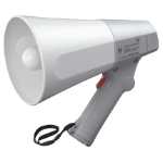TOA ER-520 megaphone Outdoor 10 W Grey