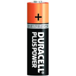 Duracell Plus Power AA, 8 Pack
